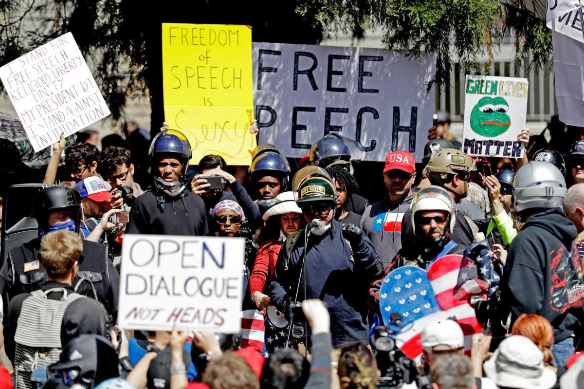 government regulation of radio free speech Free speech news | overview law has never been interpreted by the court as an absolute prohibition on government regulation of speech the radio act was.